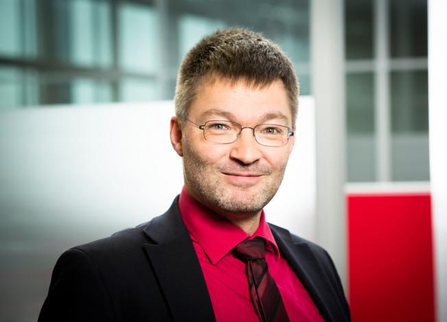 Matthias Pfützner - Politischer Geschäftsführer Piratenpartei Hessen